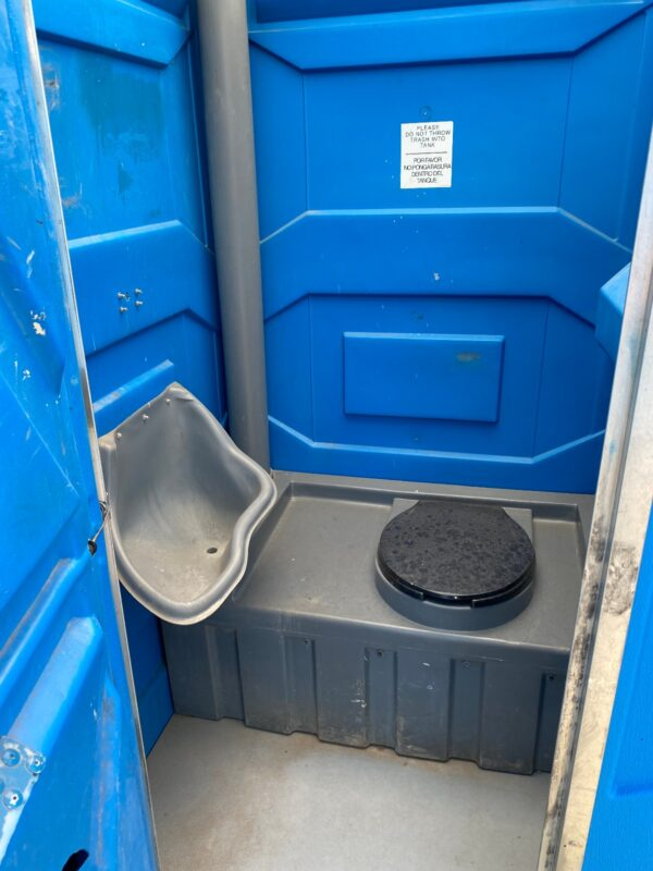 Used Portable Toilets